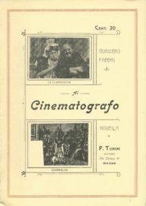 Cinematografo 1 edizione