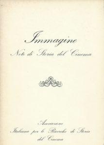 Immagine prima serie
