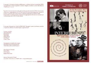 Padova - Pieghevole Interferenze
