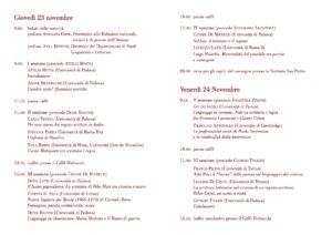 Padova - Pieghevole Interferenze2